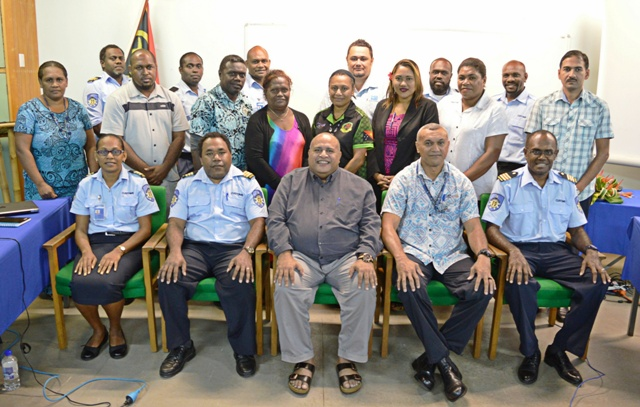 Vanuatu Customs delivers regional ASYCUDA Training