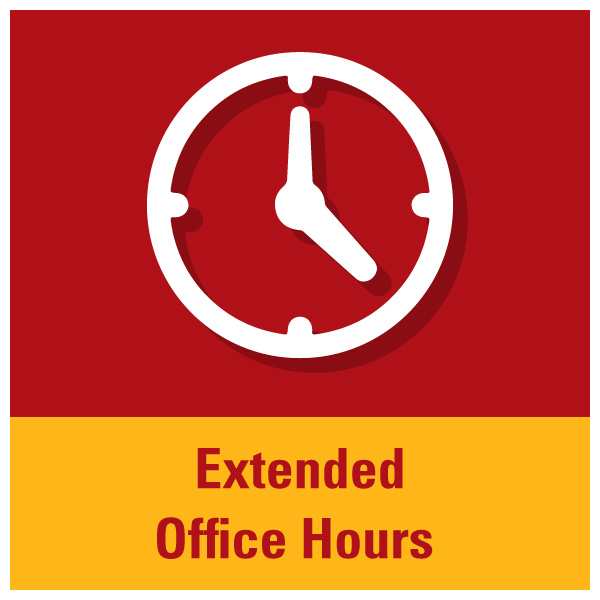 Customs Cashier hours extended